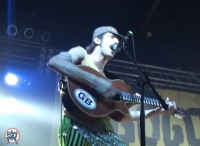 "Gogol Bordello - Live ""Not A Crime"""