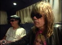 New York Dolls - Interview Part 2 of 2